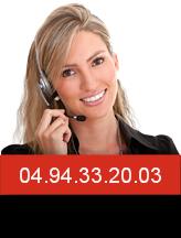 Contactez SOSPenguin par téléphone